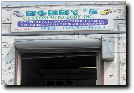 Bobby's Custom Auto Body, Inc